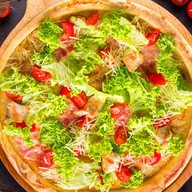 Цезарь пицца Фото