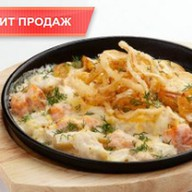 Скоблянка рыбная по-московски Фото
