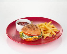 Бургер Забияка - Фото