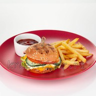 Бургер Забияка Фото