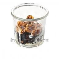 Чернослив с орехами в сгущенке Фото