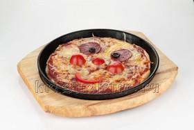 Мини-пицца Матрешка - Фото