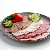 Мясное ассорти Фото