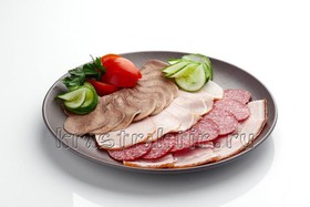 Мясное ассорти - Фото