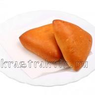 Пирожки с грибами и картошкой Фото