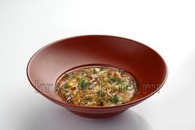 Суп из белых грибов - Фото