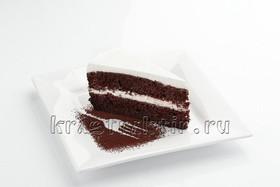 Черемуховый торт - Фото