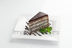 Маковый торт - Фото