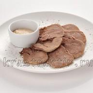 Закуска из языка Фото