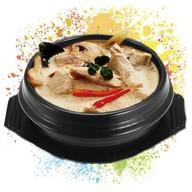 Кокосовый суп Фото