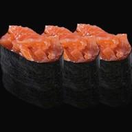 Спайси сяке (лосось) Фото