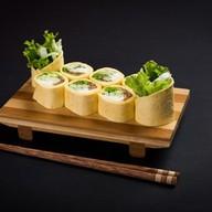 Тортильяс с лососем Фото