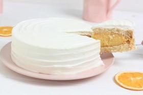 Торт мини апельсиновый - Фото