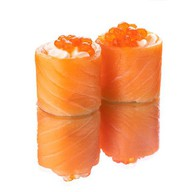 Fish-ka (корзиночки с лососем) Фото