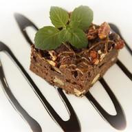 Брауни орех Фото