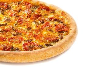 Любимая папина пицца - Фото