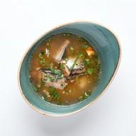 Суп из сайры Фото