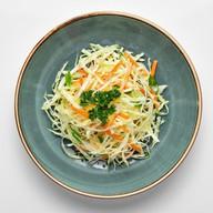 Салат из капусты с морковью Фото