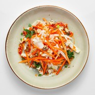 Ореховый салат Фото