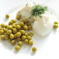 Яйцо под майонезом Фото