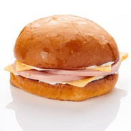 Бутерброд с ветчиной Фото