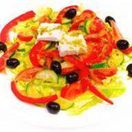 Овощной с сыром фетакса Фото