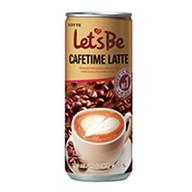 Кофе let's be latte Фото