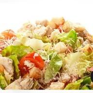 Цезарь салат с овощами Фото