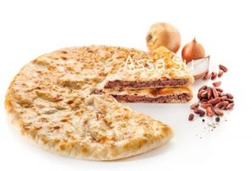 Пирог с фасолью Кадурджын - Фото