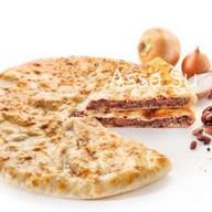Пирог с фасолью Кадурджын Фото