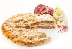 Пирог с говядиной, капустой Кабу-фыдджын - Фото