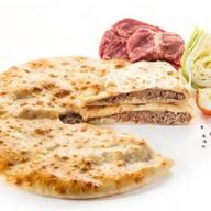 Пирог с говядиной, капустой Кабу-фыдджын Фото