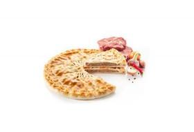 Пирог с мясом (замороженный) - Фото