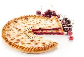 Пирог с вишней Балджин - Фото
