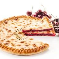 Пирог с вишней Балджин Фото