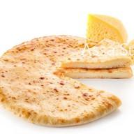 Пирог с осетинским сыром Уалибах Фото