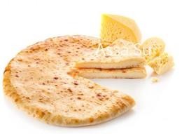 Пирог с осетинским сыром Уалибах - Фото