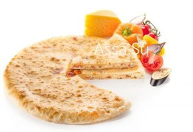 Пирог с сыром,овощами,зеленью Халсарджын - Фото