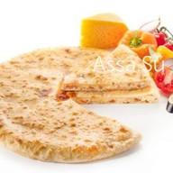 Пирог с сыром,овощами,зеленью Халсарджын Фото