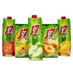 Натуральный сок J7 - Фото