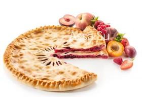 Пирог с ягодным ассорти Гагаджин - Фото
