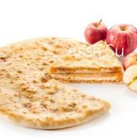 Пирог с запеченными яблоками Фаткуджын Фото