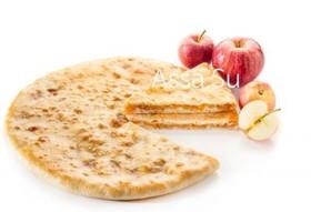 Пирог с запеченными яблоками Фаткуджын - Фото