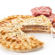 Пирог с мясом Фыдджин Фото