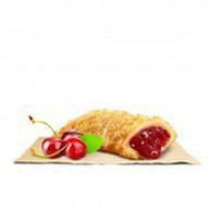 Пирожок с вишней Фото