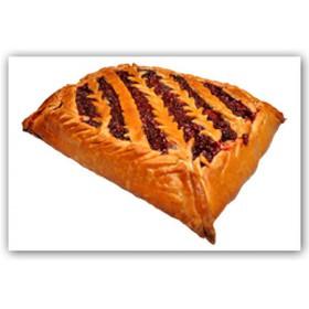 Пирог с черникой - Фото