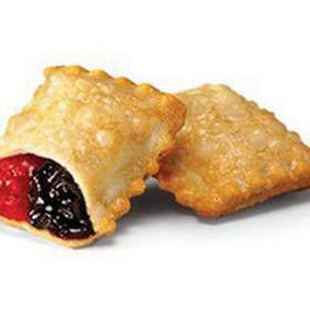 Пирожок малина-черника - Фото