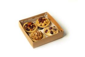 Набор ореховых корзинок - Фото