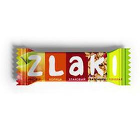 Батончик Zlaki яблоко-корица - Фото