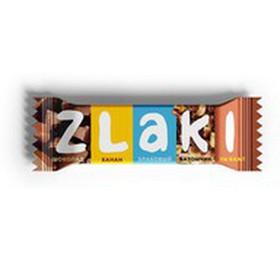 Батончик Zlaki шоколад-банан - Фото